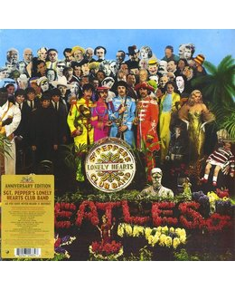 Beatles, the Sgt Pepper's Lonely Hearts Club Band =50th Anni remastered=