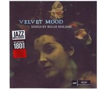 Billie Holiday Velvet Mood + bonus track =180g=