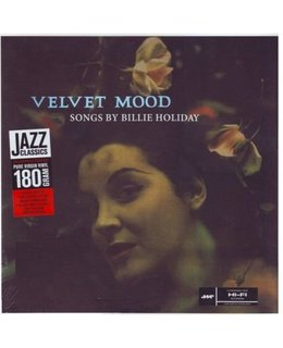 Billie Holiday Velvet Mood + bonus track =180g=