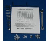 SRMTech Pro Cartridge Mounting Kit