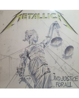 Metallica ...And Justice For All =2LP=180g=remaster