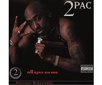 2Pac (Two Pac/Tupac) All Eyez On Me = 4LP=