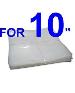 VinylVinyl Outer Sleeve for = 10 inch - 50pcs