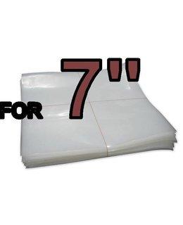 VinylVinyl 7 inch Outer Sleeves -10pcs