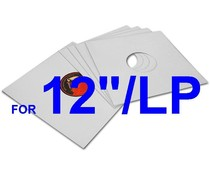 VinylVinyl Cardboard luxe Outer Sleeve for LP= 5 pcs=