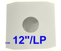 VinylVinyl Inner Sleeves for LP or 12inch- Anti Static = 10pcs=