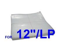 VinylVinyl 12 inch Outer Sleeves = PE = ( for LP) 50 pcs