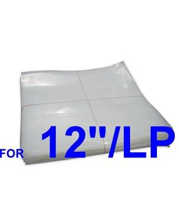VinylVinyl Outer Sleeves( for LP or 12inch )- 50pcs
