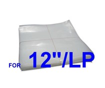 VinylVinyl Outer Sleeves for LP or 12inch - 10pcs