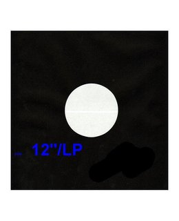 VinylVinyl 12inch black Inner Sleeves - Anti Static 10pcs - black =