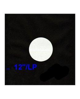 VinylVinyl 12inch Inner Sleeves  - Anti Static 50pcs - black