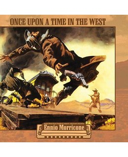 Ennio Morricone -OST- Soundtrack Once Upon A Time in The West  =Ennio Morricone=