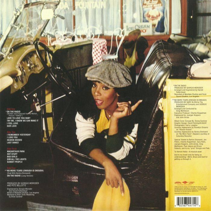 Donna Summer On the Radio=2LP= Hits I & II - VinylVinyl