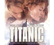 OST - Soundtrack- Titanic (Music From The Motion Picture)  = 180g 2LP =