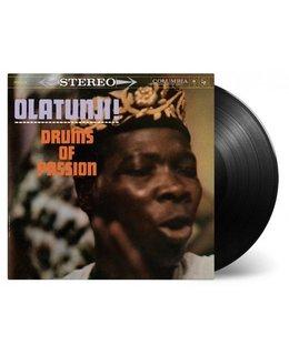 Olatunji! Drums Of Passion