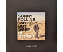 Sonny Rollins Way Out West =60th Anni=box set=