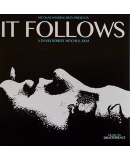 OST - Soundtrack- Disasterpeace ‎– It Follows  -