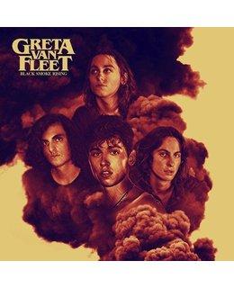 Greta van Fleet Black Smoking Rising