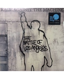 Rage Against the Machine Battle of Los Angeles =180g=