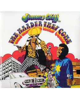 Jimmy Cliff  The Harder They Come (Original Soundtrack Recording)
