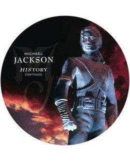 Michael Jackson History Continues (2xPicture Disc)