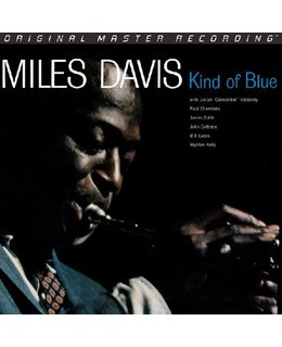Miles Davis KIND OF BLUE (NUMBERED LIMITED EDITION 180G 45RPM BOXSET)