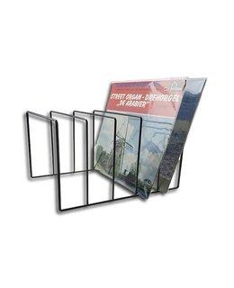 VinylVinyl Vinyl LP Record Holder =Square=Table Display