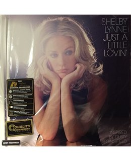 Shelby Lynne Just a Little Lovin =200g 45RPM 2LP=