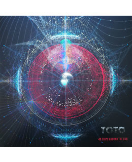 Toto 40 Trips Around the Sun =Greatest Hits / Incl. Download=