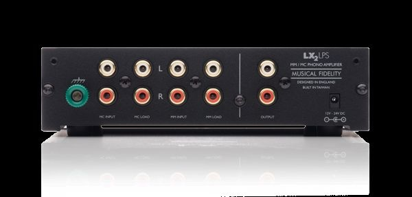 Musical Fidelity LX2-LPS Phono Stage (MM/MC) - VinylVinyl