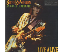 Stevie Ray Vaughan/ Double Trouble Live Alive =2xLP=