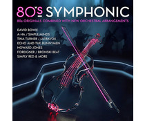 Various Artists 80's Symphonic  =2LP=