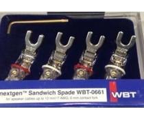 WBT Spade 6mm =box 4pcs =