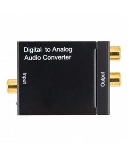 DAC - Analog to Digital Audio TV Converter