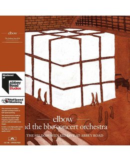 Elbow Elbow And The BBC Concert Orchestra ‎– The Seldom Seen Kid Live At Abbey Road =2LP=Half Speed=