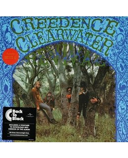 Creedence Clearwater Revival= CCR = Creedence Clearwater Revival=180g=