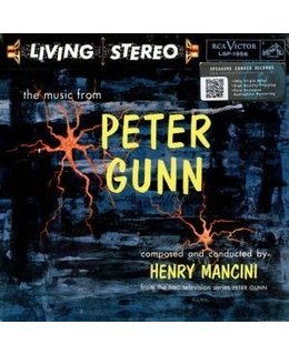 Henry Mancini The Music From Peter Gunn