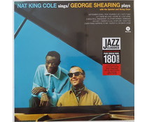 Nat King Cole Nat King Cole Sings/George Shearing Plays =180g=