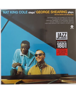 Nat King Cole Nat King Cole Sings/George Shearing Plays=3 Bonus Tracks