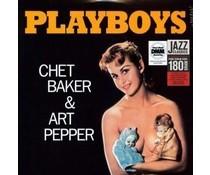 Chet Baker Playboys (with Art Pepper )