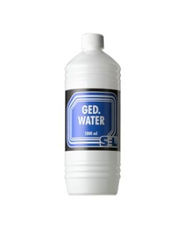 SEL Demineralised Water 1ltr for cleaning concentrates