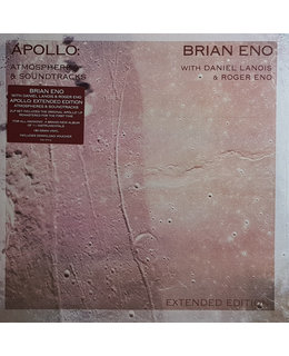 Brian Eno Apollo: Atmospheres & Soundtracks= With Daniel Lanois & Roger Eno=