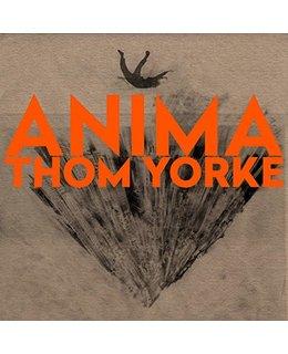 Thom Yorke (Radiohead) ANIMA=180g 2LP=