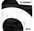Ed Sheeran No.6 Collaborations Project =2LP 45RPM=