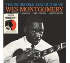 Wes Montgomery Incredible Jazz Guitar