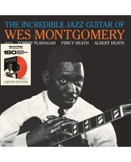 Wes Montgomery Incredible Jazz Guitar =Coloured vinyl=