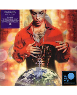 Prince Planet Earth =limited Coloured vinyl =