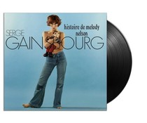 Serge Gainsbourg Histoire De Melody Nelson = 180g vinyl =