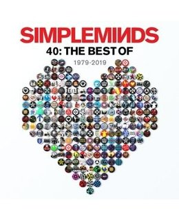 Simple Minds Forty : The Best of Simple Minds (1979-2019)