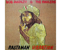 Bob Marley & The Wailers Rastaman Vibration=180g=